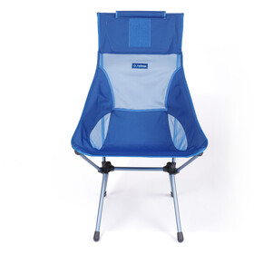 Helinox Sunset Chair, blue block/navy